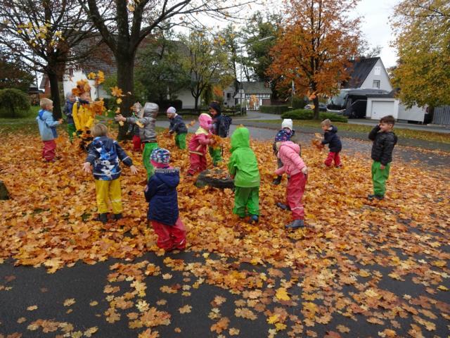 Der Herbst Ist Da Kigauni Bei Uns Steht Ihr Kind Im